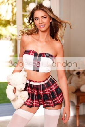 Aisha from Babes of London Escorts