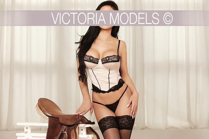 Mia from Victoria Models