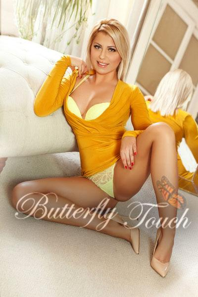 Lilah from Loyalty Escorts