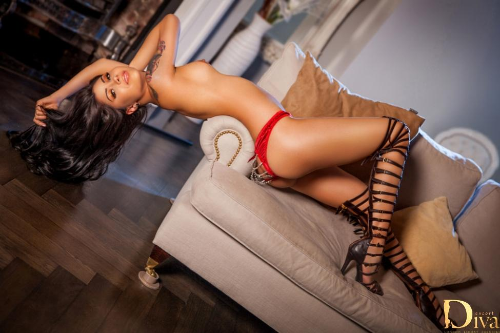 Reina from Babes of London Escorts