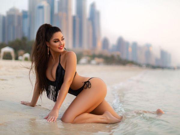 Malusha from Casino London Models