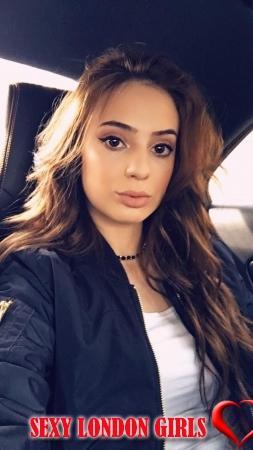 Ranya from Sexy London Girls
