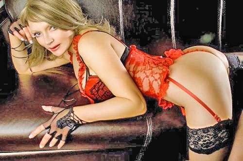 Natali from Pure Tantric Massage London