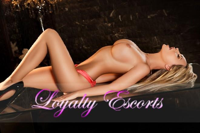 Aimie from Loyalty Escorts