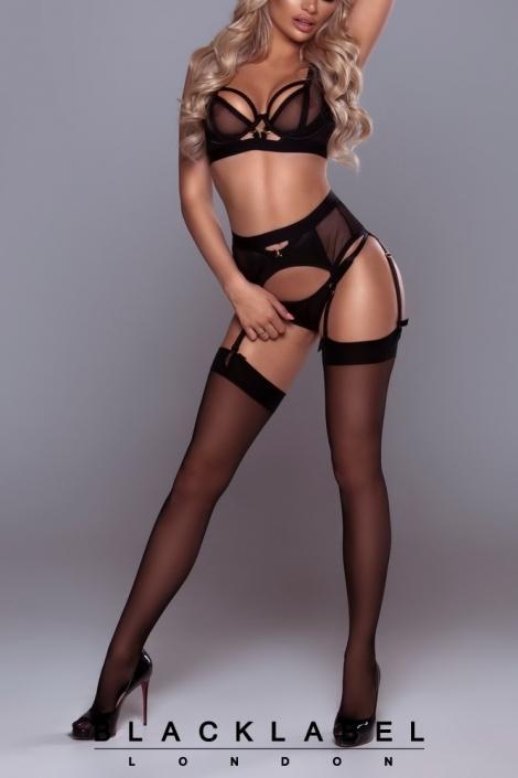 Olivia from Black Label London