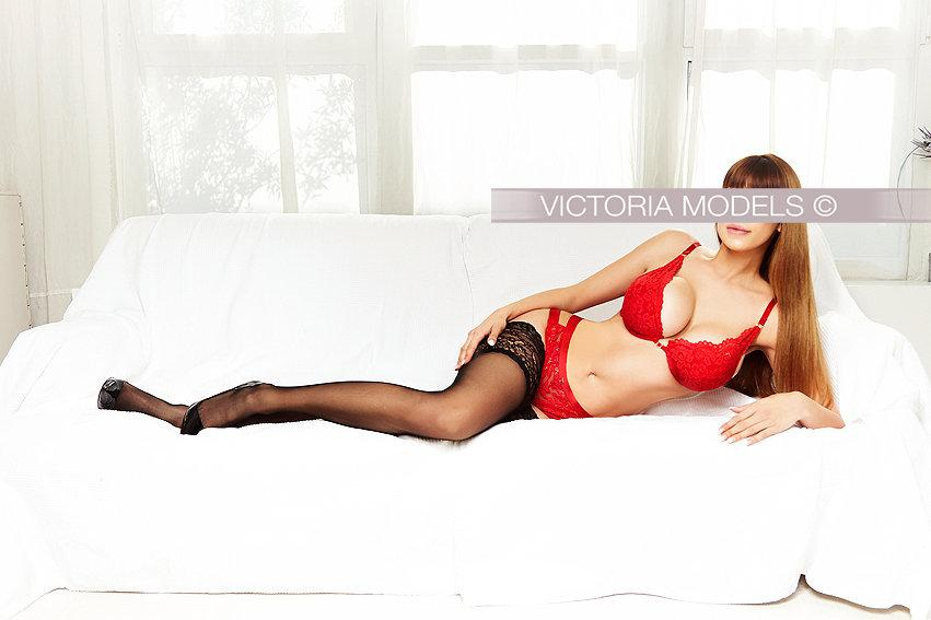 Christina from Victoria Models