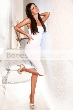 Gina from Babes of London Escorts