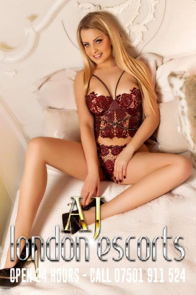 Freya from Perfect London Escorts
