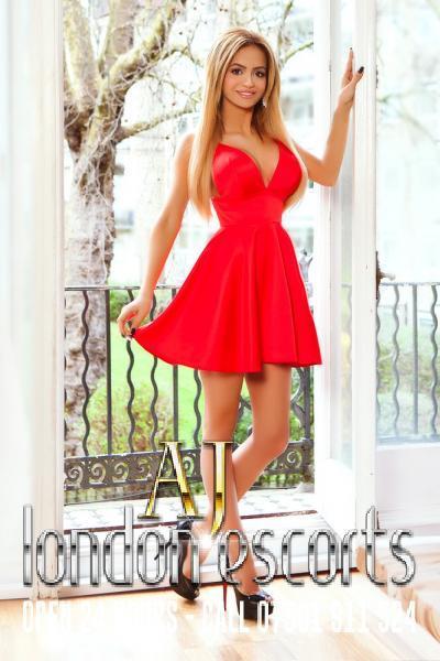 Rebecca from AJ London Escorts