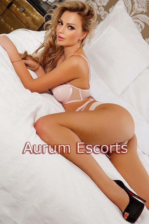 Justina from Aurum Girls Escorts