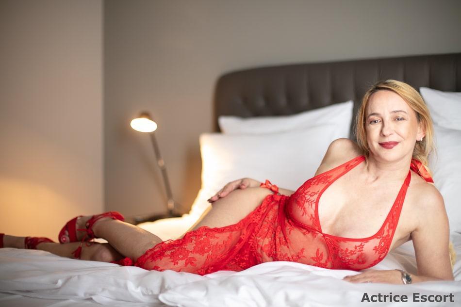 Annett from Actrice Escort