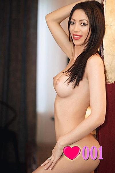 Carla from 001 London Escorts