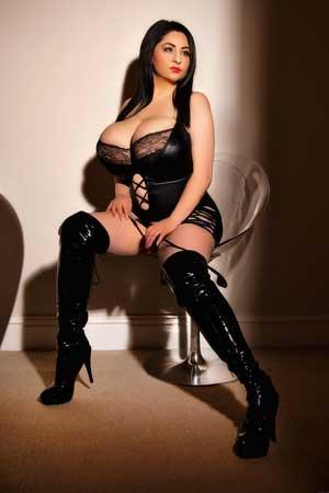 Aris from Babes of London Escorts