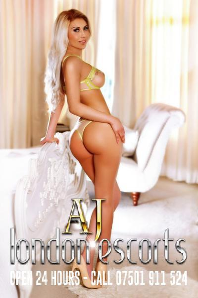 Michele from AJ London Escorts