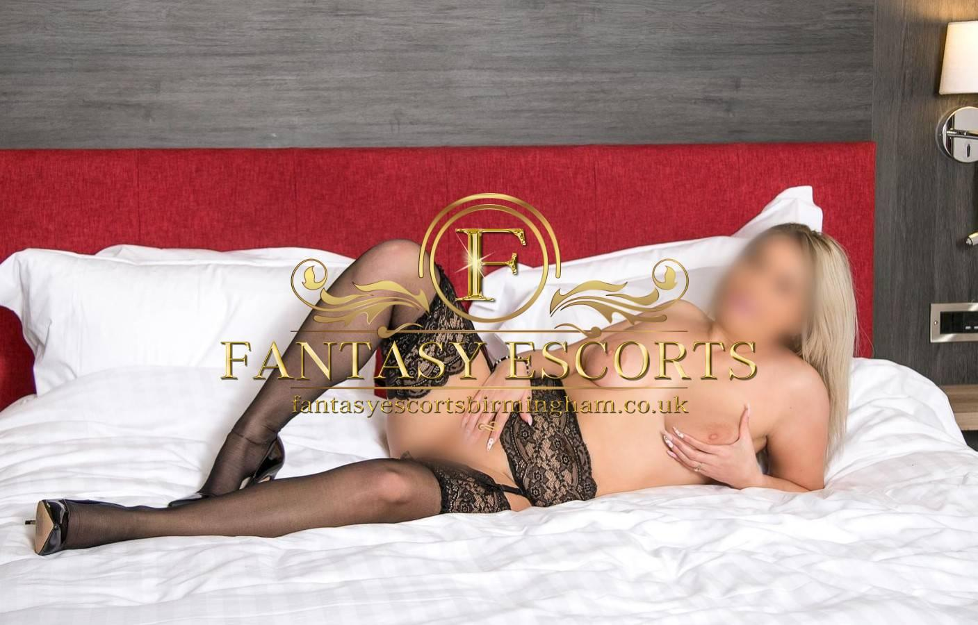 Bianca from Fantasy Escorts Birmingham