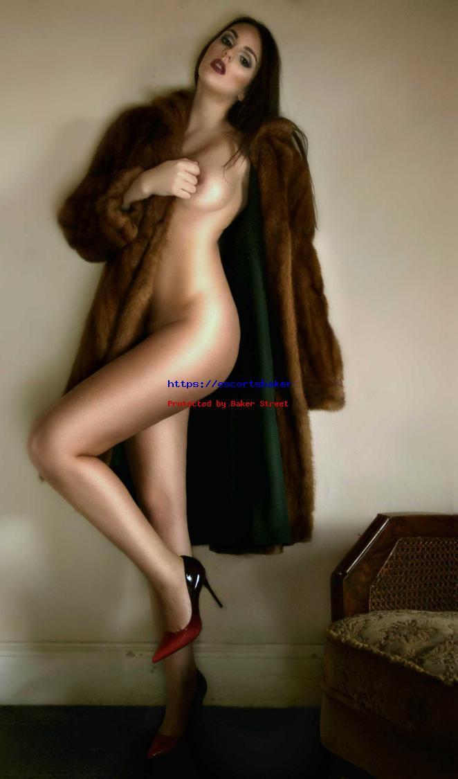 Alana from Baker Street escort Agency