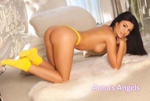Antonia from Crazy Elite