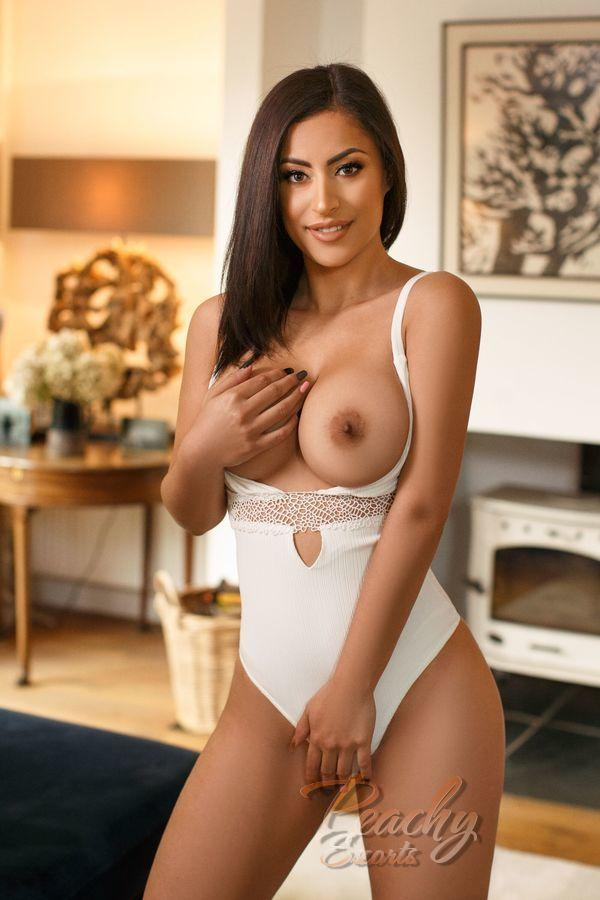 Nadia from Peachy Escorts