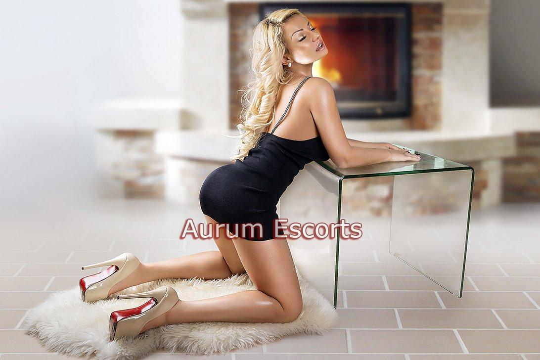 Doris from Aurum Girls Escorts