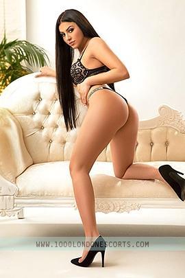 Clara from London Escorts VIP