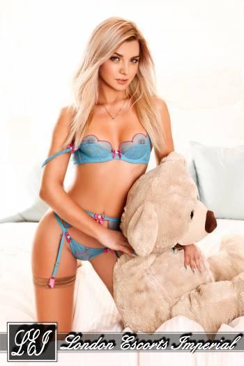 Olivia from AJ London Escorts