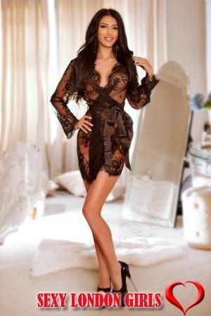 Regina from Sexy London Girls