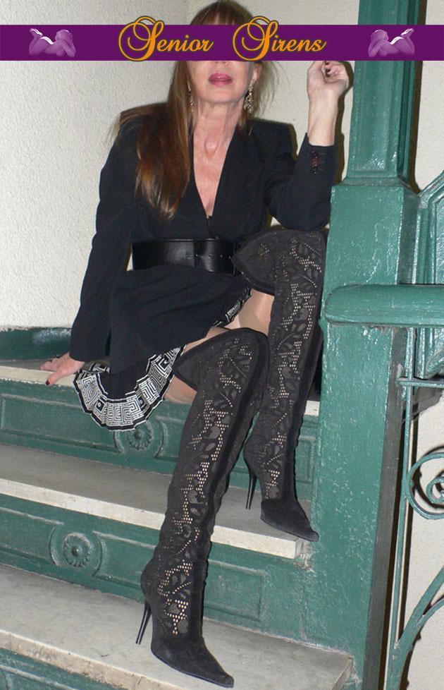 Elza Chevalier from Senior Sirens