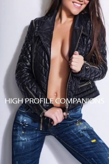 Abbey from High Profile Companions