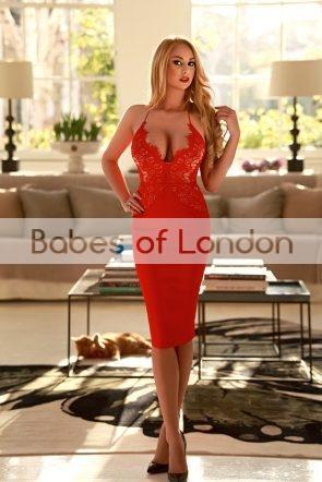 Tatiana from Babes of London Escorts