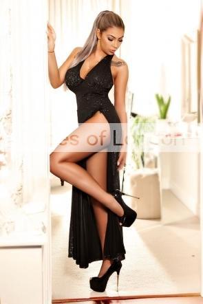 Anja from VIP Pleasure Girls