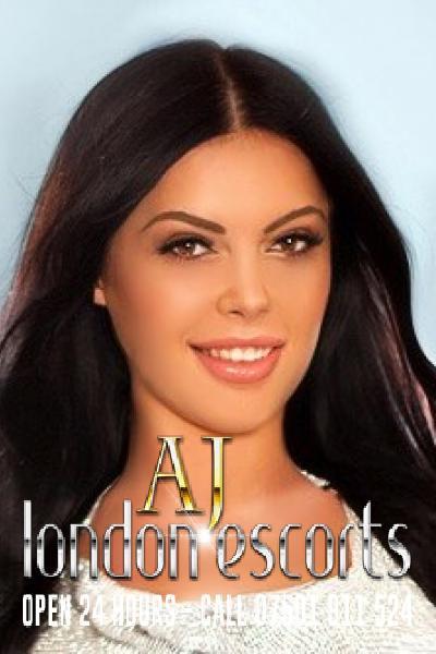 Anemona from AJ London Escorts