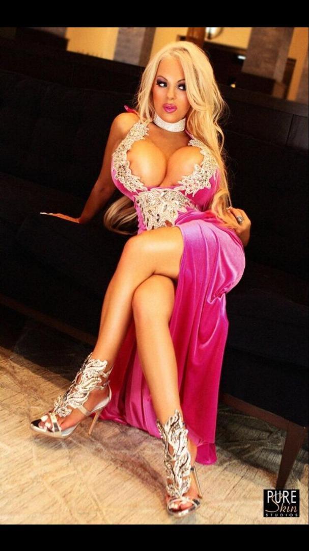 Anastasia from Cinderella Escorts
