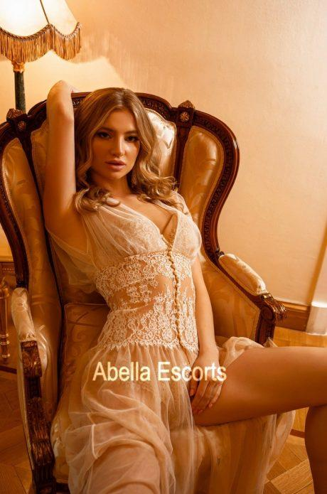 Isabelle from Angels of London
