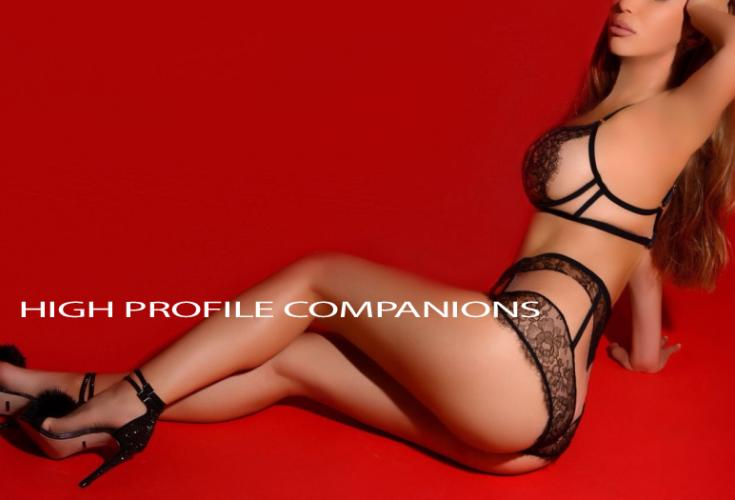 Mirabella from High Profile Companions