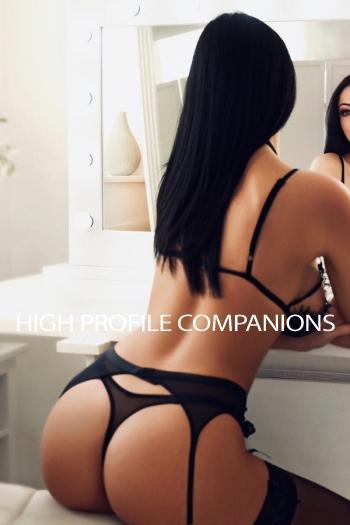 Eva from High Profile Companions