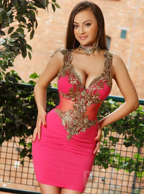 Bruna from Sexy London Girls