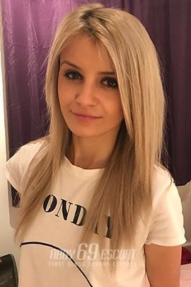 Olivia from Perfect London Escorts