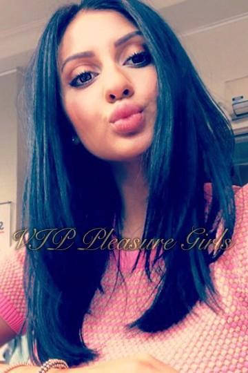 Yasmin from Agency Pink