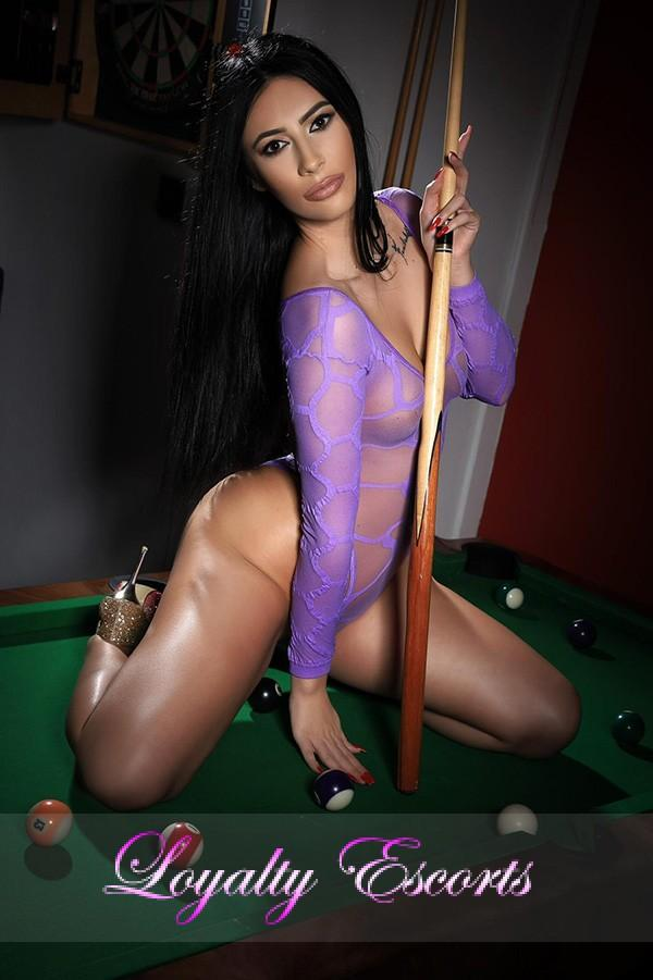 Karla from London Escort Models UK