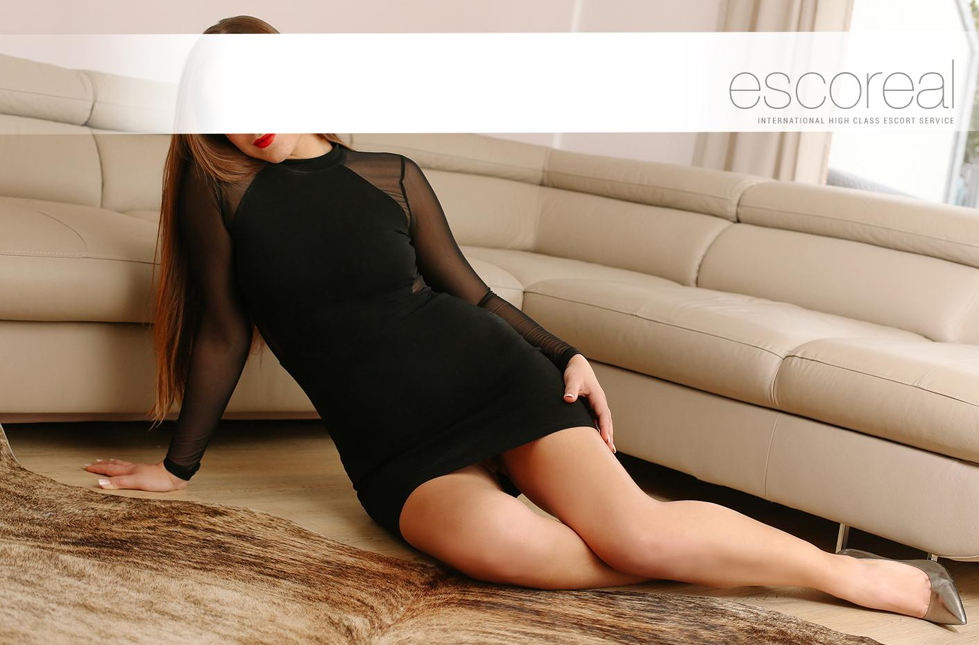 Alina from Escoreal High Class Escort