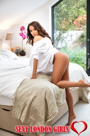 Selma from Sexy London Girls