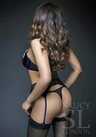 Kyra from Saucy London Escorts