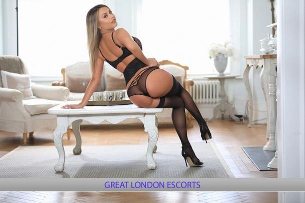 Leona from Great London Escorts