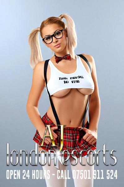 Ama from AJ London Escorts