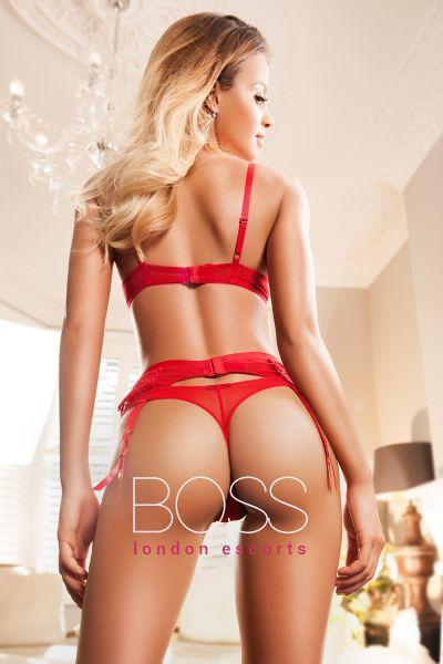 Anisia from Boss London Escorts