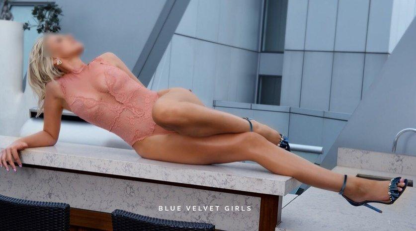Keira from Blue Velvet Girls