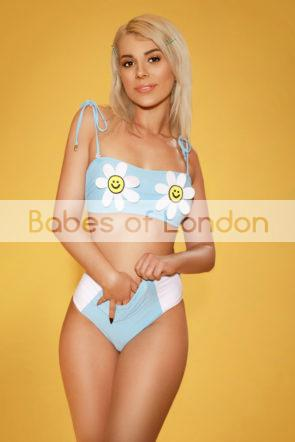 Bella from Babes of London Escorts
