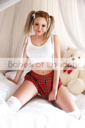 Amanda from Babes of London Escorts