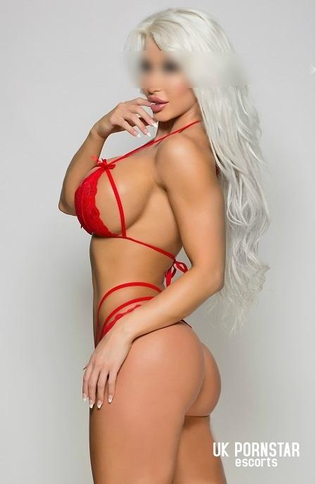 Dolly from UK Pornstar Escorts