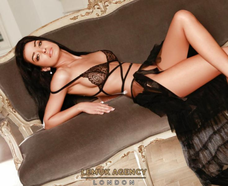 Yasemina from London Escort Models UK